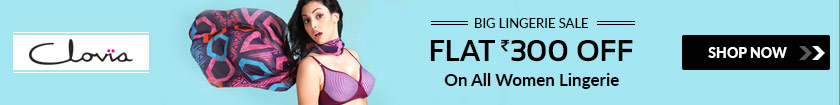 Flat 300 OFF Women Lingerie Coupon Code