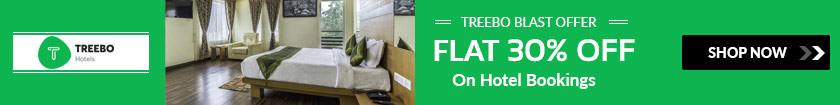 Flat 30% OFF Hotels Coupon