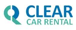 Clear Car Rental Coupons